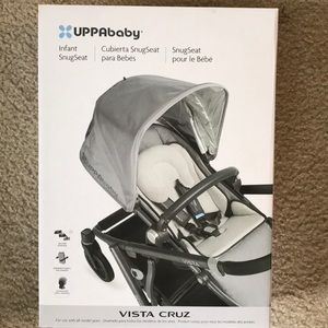 UPPABABY Infant Snug Seat NEW!